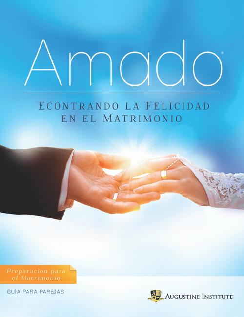 Amado: Preparación Matrimonial - Guía para las Parejas (5-unidades)
