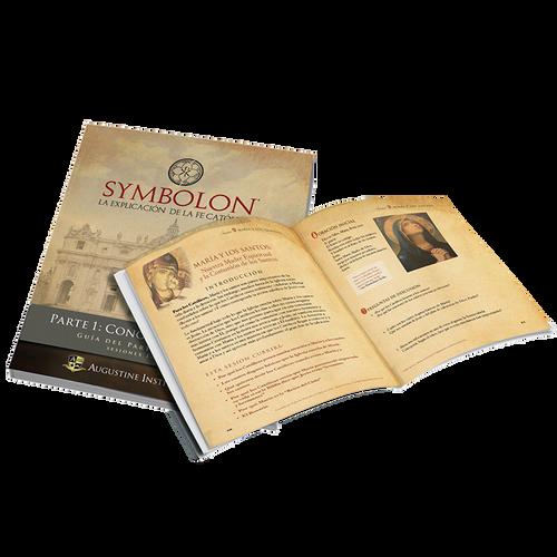 Symbolon Parte 1 - Guía para el Participante (5-unidades)