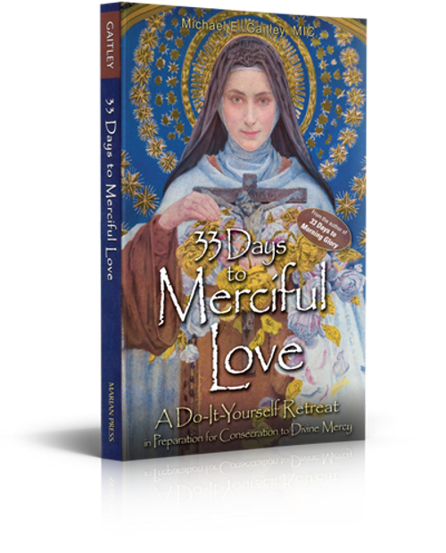33 Days to Merciful Love (Paperback)