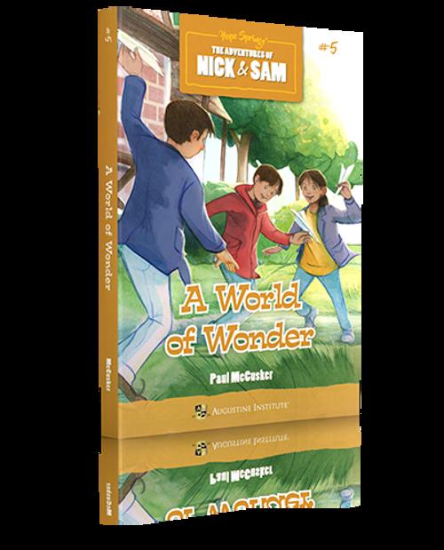 A World of Wonder: The Adventures of Nick & Sam