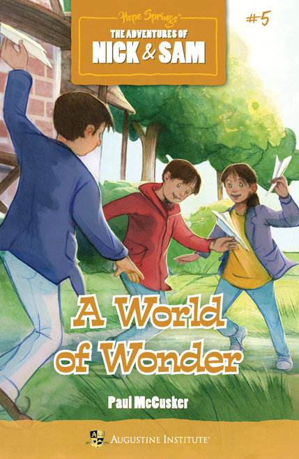 A World of Wonder: The Adventures of Nick & Sam