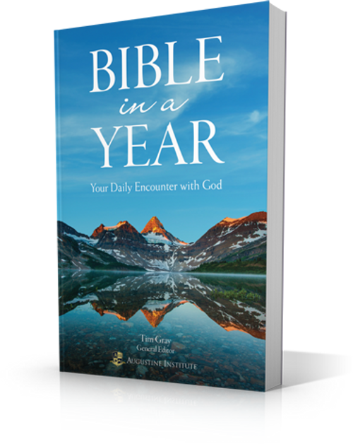 Bible in a Year - Paperback