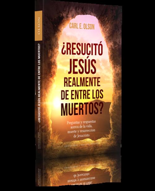 ¿Resucitó Jesús Realmente de Entre Los Muertos?