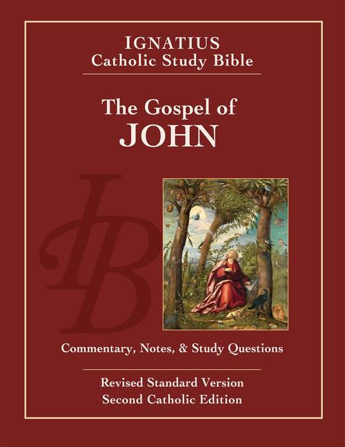 The Gospel of John Study Bible