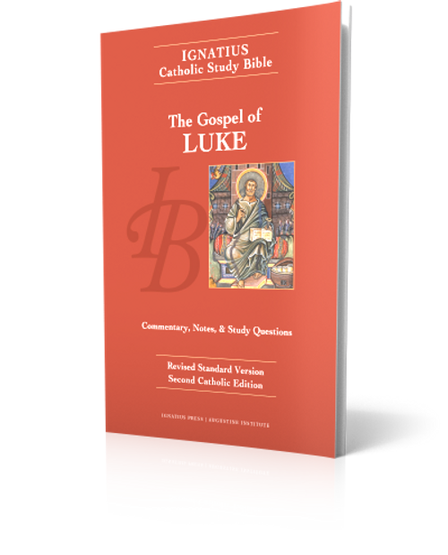 The Gospel of Luke - Study Bible (Paperback)