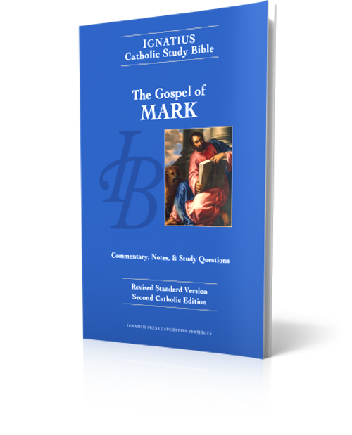 The Gospel of Mark - Study Bible (Paperback)