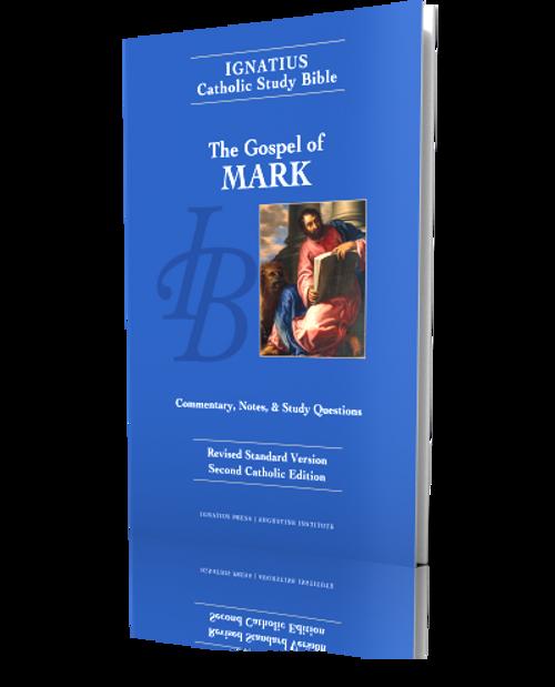 The Gospel of Mark Study Bible