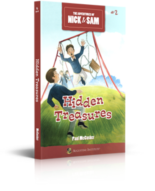 Hidden Treasures: The Adventures of Nick & Sam