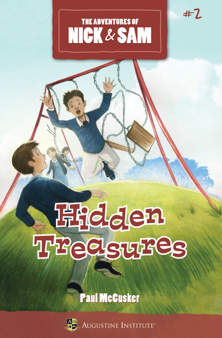 Hidden Treasures: The Adventures of Nick & Sam