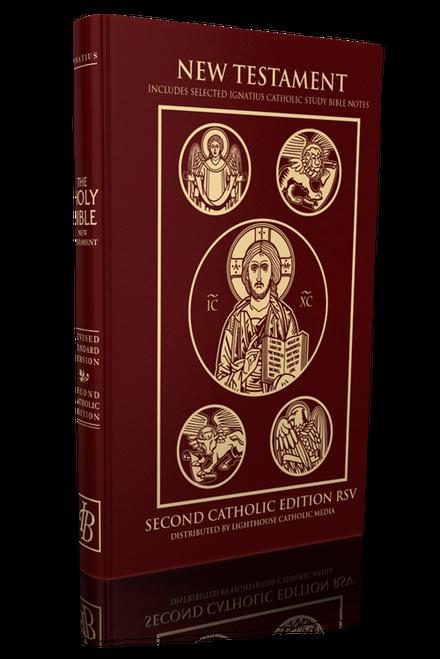 Cover of New Testament - Premium Hardcover