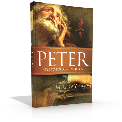 Peter: Keys to Following Jesus (Paperback)