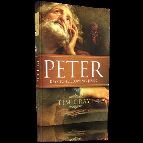 Peter: Keys to Following Jesus (Paperback)