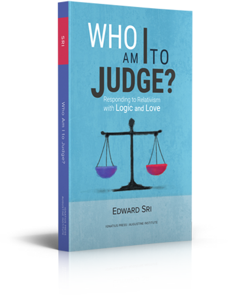 Who Am I to Judge? - Book