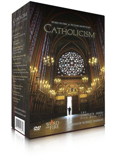 CATHOLICISM DVD Box Set (USA edition)