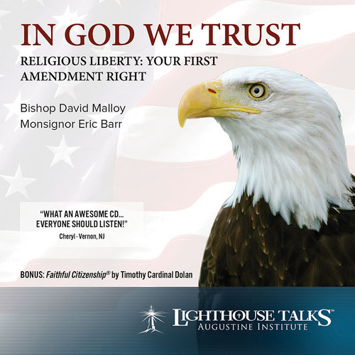 In God We Trust: Religious Liberty - Your First Amendment Right (CD)