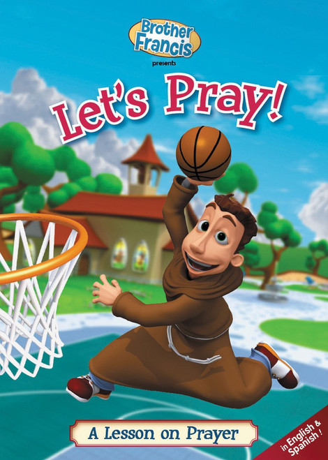 Brother Francis: Let's Pray DVD