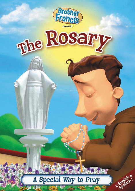 Brother Francis: The Rosary DVD