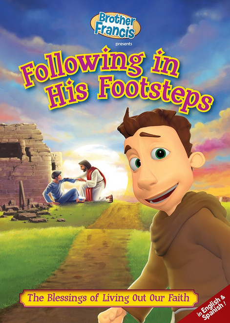 Brother Francis: Following In His Footsteps DVD