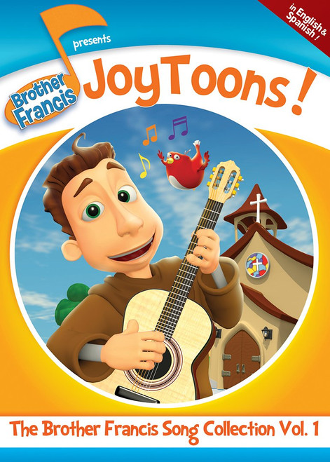 Brother Francis: JoyToons DVD