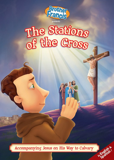 Brother Francis: The Stations of the Cross DVD