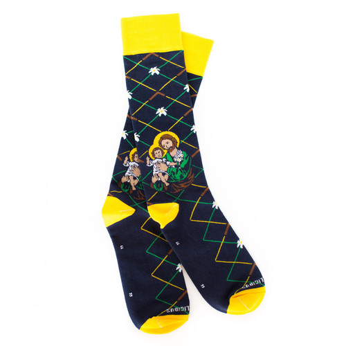 St. Joseph Socks