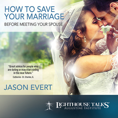 How to Save Your Marriage Before Meeting Your Spouse - mp3