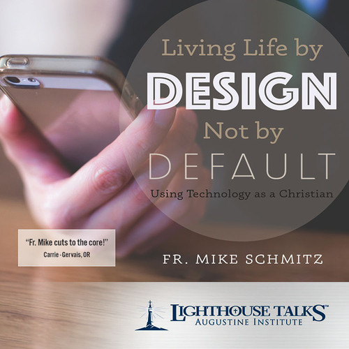 Living Life by Design, Not Default (MP3)