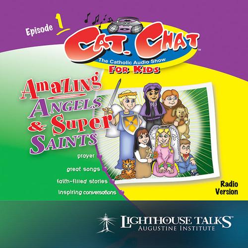 Amazing Angels & Super Saints - Episode 1 (MP3)