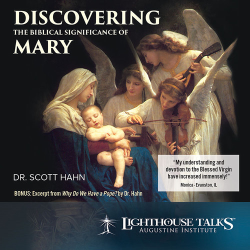Discovering the Biblical Significance of Mary - mp3