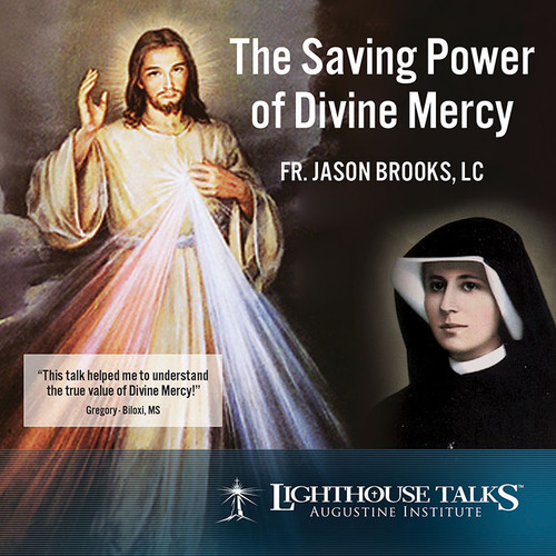 The Saving Power of Divine Mercy (MP3)