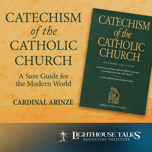 Catechism of the Catholic Church: A Sure Guide (MP3)
