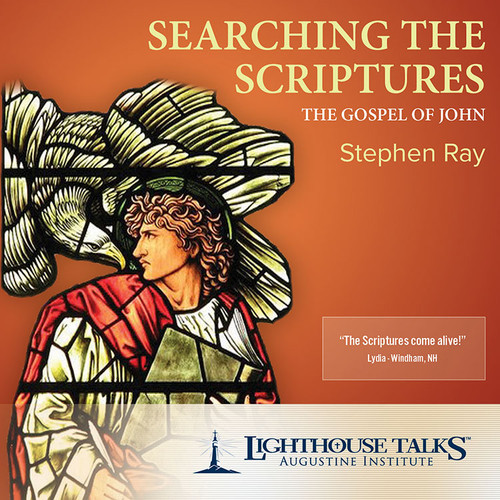 Searching the Scriptures: The Gospel of John - mp3