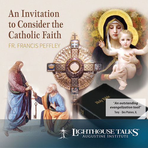 An Invitation to Consider the Catholic Faith - mp3