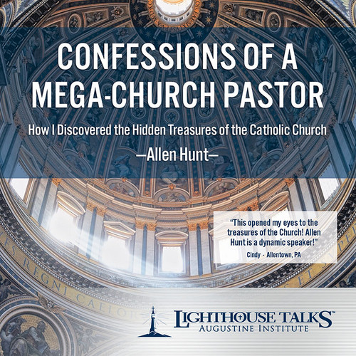 Confessions of a Mega-Church Pastor (MP3)