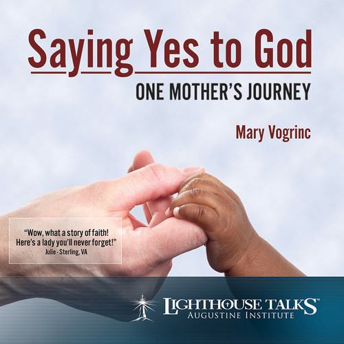 Saying Yes To God: One Mothers Journey (MP3)