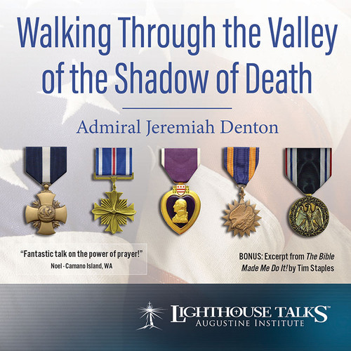Walking Through the Valley of the Shadow of Death (MP3)