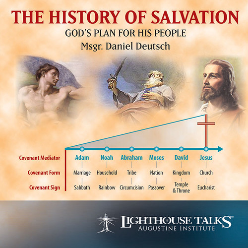 The History of Salvation (MP3)