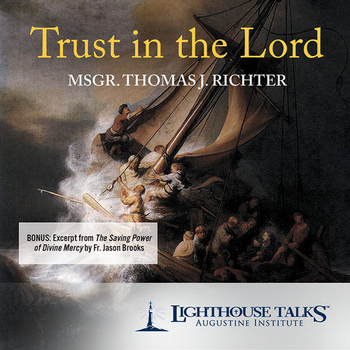 Trust in the Lord (MP3)