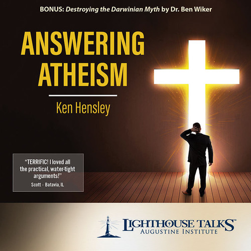 Answering Atheism (MP3)