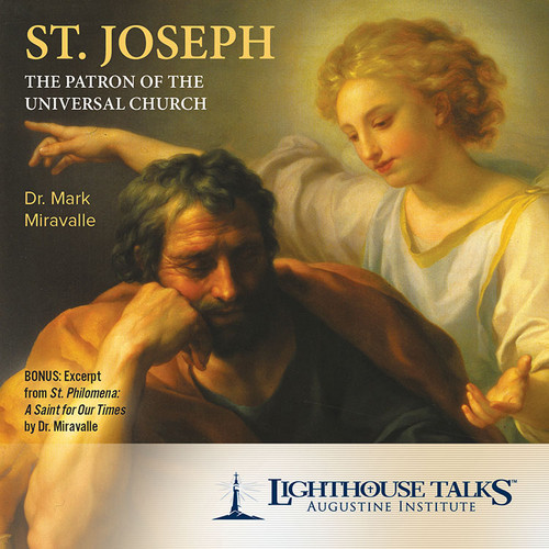 St. Joseph: Patron of the Universal Church (MP3)