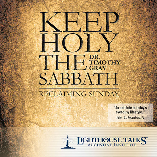 Keep Holy the Sabbath (MP3)