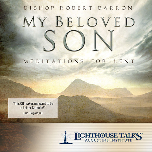 My Beloved Son: Meditations for Lent (MP3)