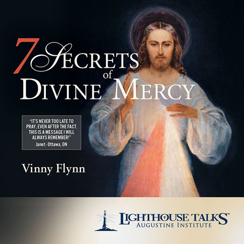 7 Secrets of Divine Mercy (MP3)