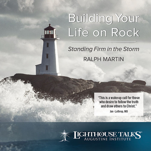 Building Your Life on Rock: Standing Firm in the Storm (MP3)