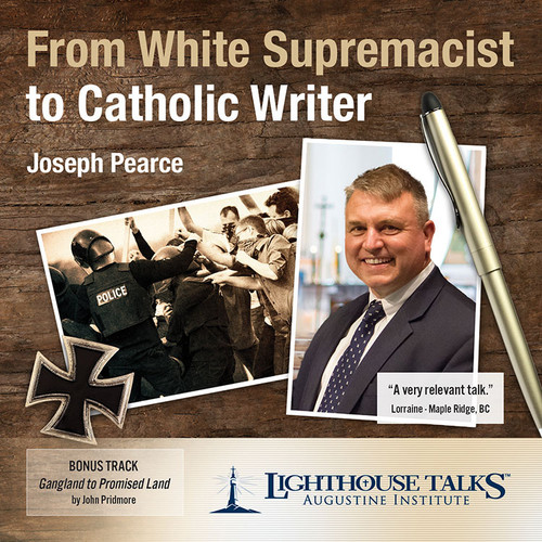 From White Supremacist to Catholic Writer (MP3)