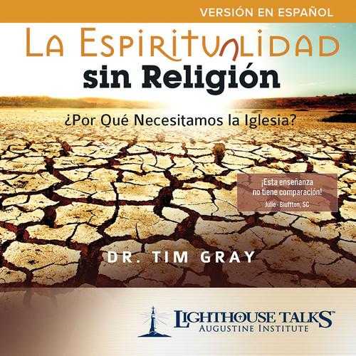 La Espiritualidad sin Religión (MP3)