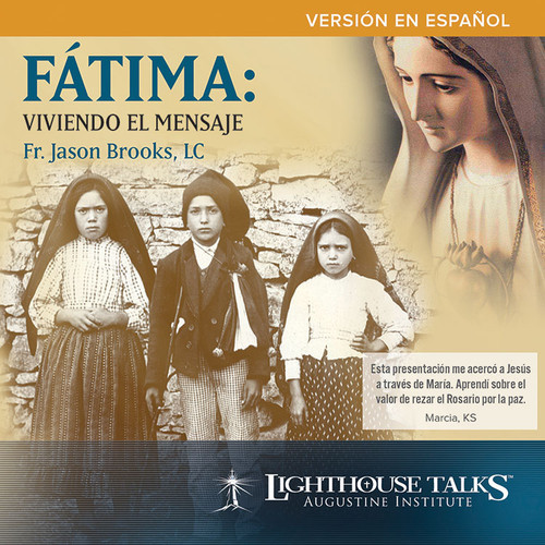 Fatima: Viviendo El Mensaje (MP3)