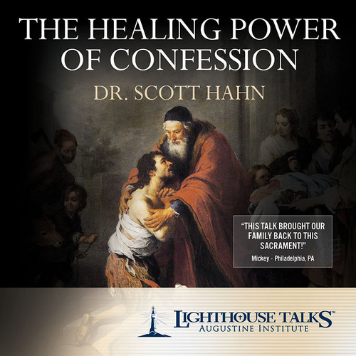 The Healing Power of Confession (MP3)