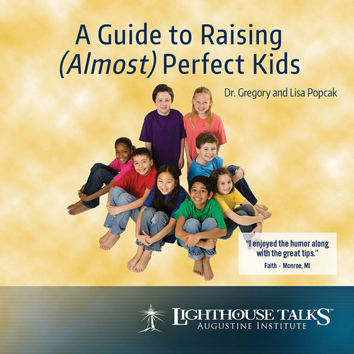 A Guide to Raising (almost) Perfect Kids (MP3)