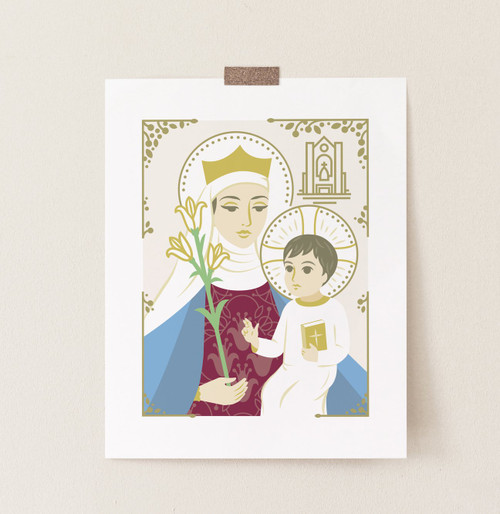 Our Lady of Walsingham Print